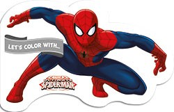 Let's color with... Ultimate SPIDER-MAN