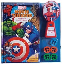 Marvel Movie Theater