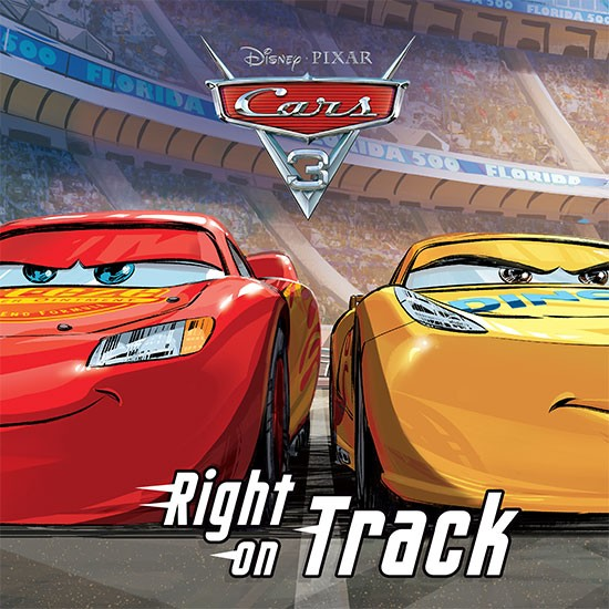 Cars 3 - Right on Track