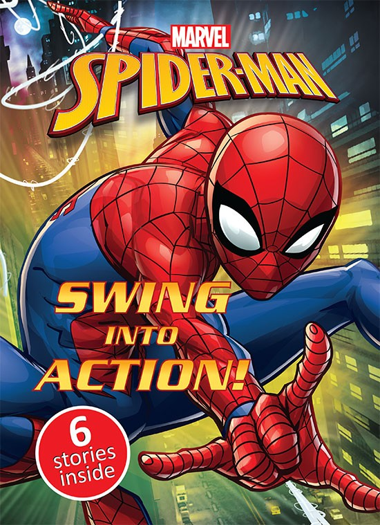 Spider-Man Swing into Action!