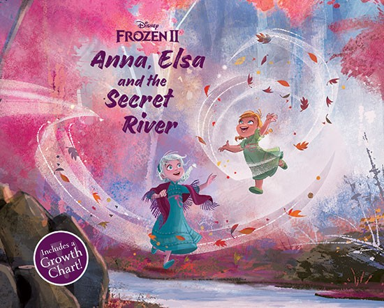 Anna, Elsa and The Secret River