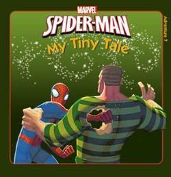 Spider-Man Vs The Sandman